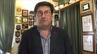 Fiori di Acciaio: Sandro Morgana, Presidente Federcalcio Sicilia
