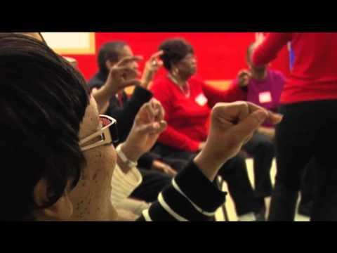 """Dances For A Variable Population & Citizens Care Senior Program """"on tour"""""""