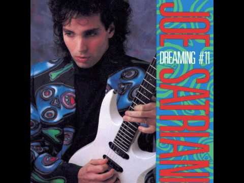 Joe Satriani - dreaming 11 (full album)