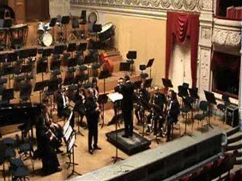 Steve Reich: New York Counterpoint (11 live clarinets)