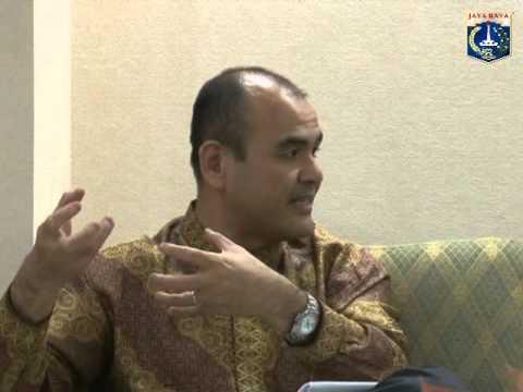 04 Jun 2013 Wagub Bpk. Basuki T. Purnama menerima BCG perihal Laporan tentang Holding BUMD
