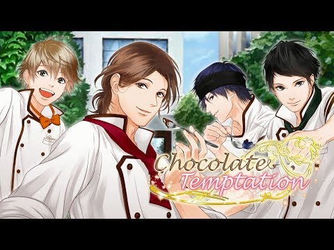 Chocolate Temptation : Free romance otome games [dating sim]