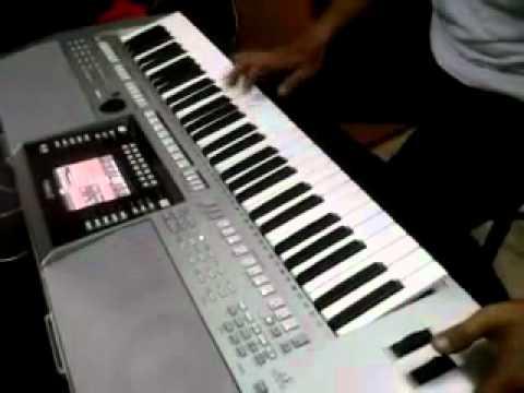 Chơi Vọng Cổ , Cải Lương bằng đàn Keyboard , YAMAHA, Trăng Thu Dạ Khúc