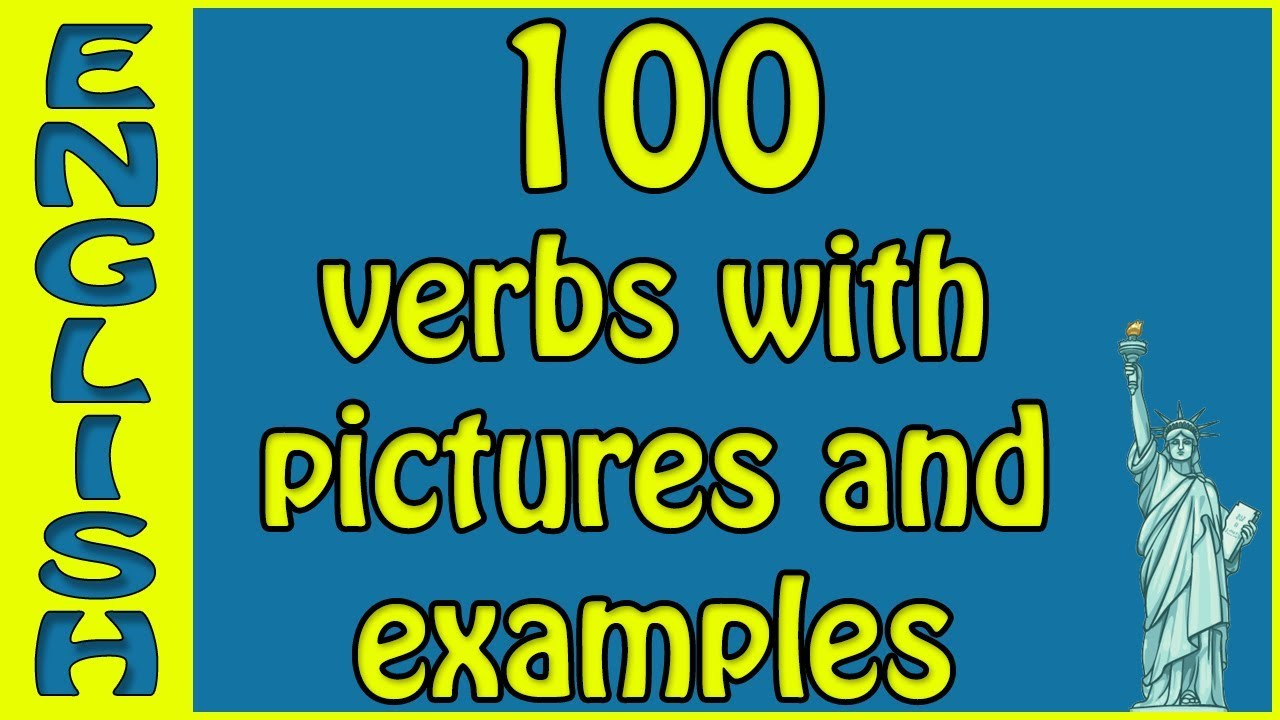 learn english verbs with pictures pdf