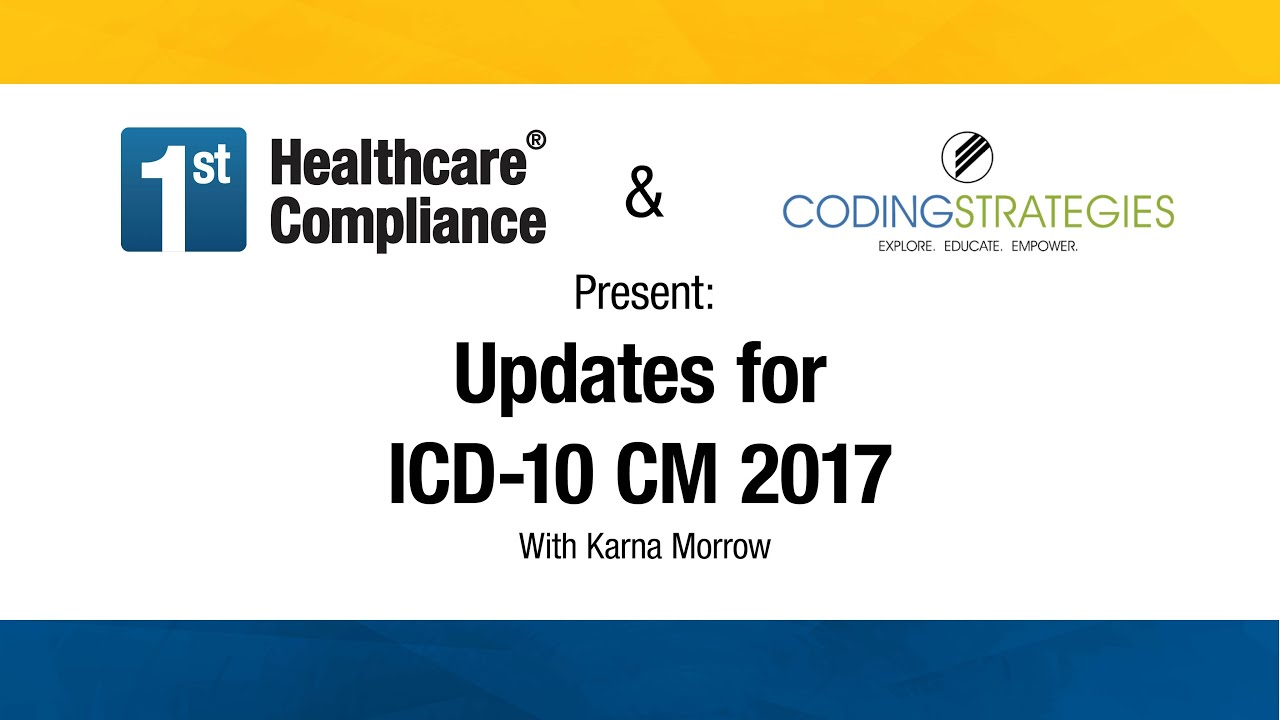 ICD-10 Resource Center | Coding Strategies