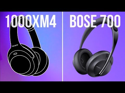 Order Bose 700 Headphones Now, or Wait for Sony XM4