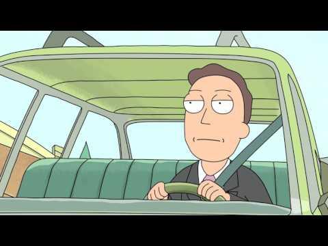 Rick y Morty - Musica humana