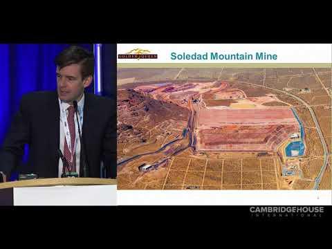 Producing Gold In California - Golden Queen Mining