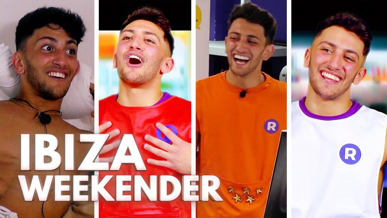 Savvas's BEST Moments | Ibiza Weekender
