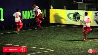 América FC 5 x 3 Green Team-DF (Futebol 7)