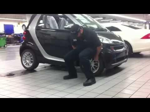 Smart Car Lift
