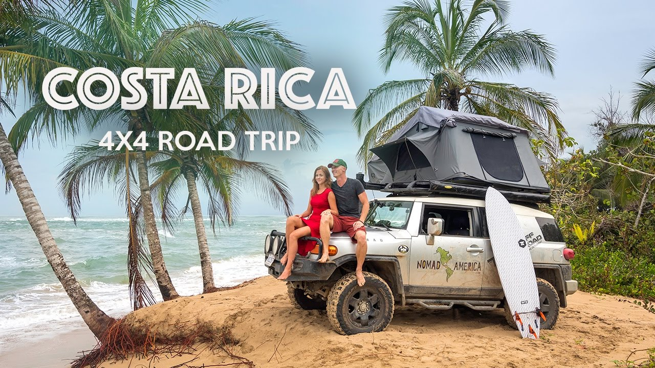 pura vida road trip costa rica youtube. Black Bedroom Furniture Sets. Home Design Ideas