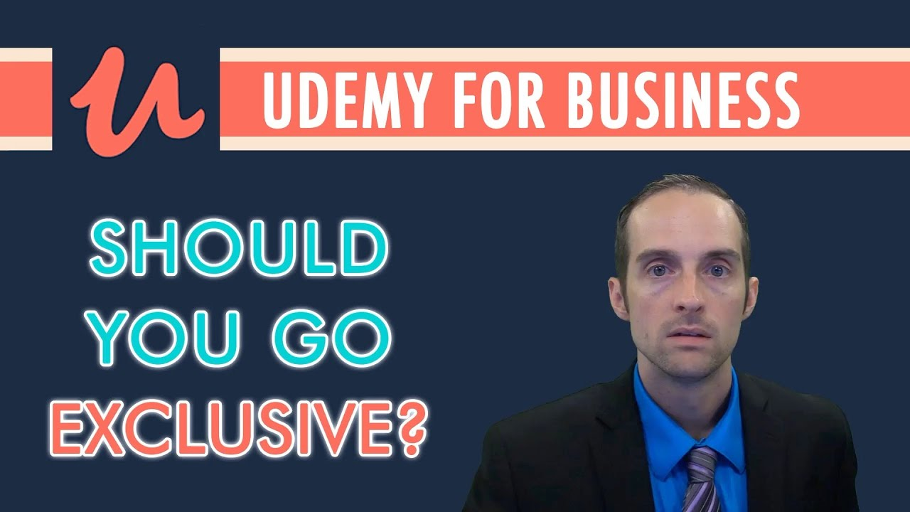 Is Udemy for Business Exclusivity Worth It For Instructors