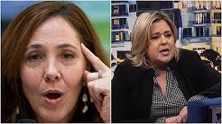 Judith Gonzalez explota contra Mariela Castro