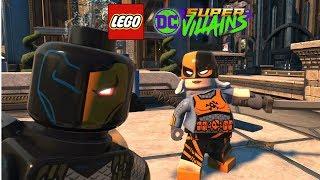 LEGO DC Super Villains Ravager Rose Wilson Unlock + Free Roam Gameplay