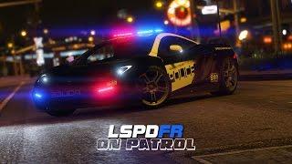 LSPDFR - Day 318 - Police McLaren MP4-12C