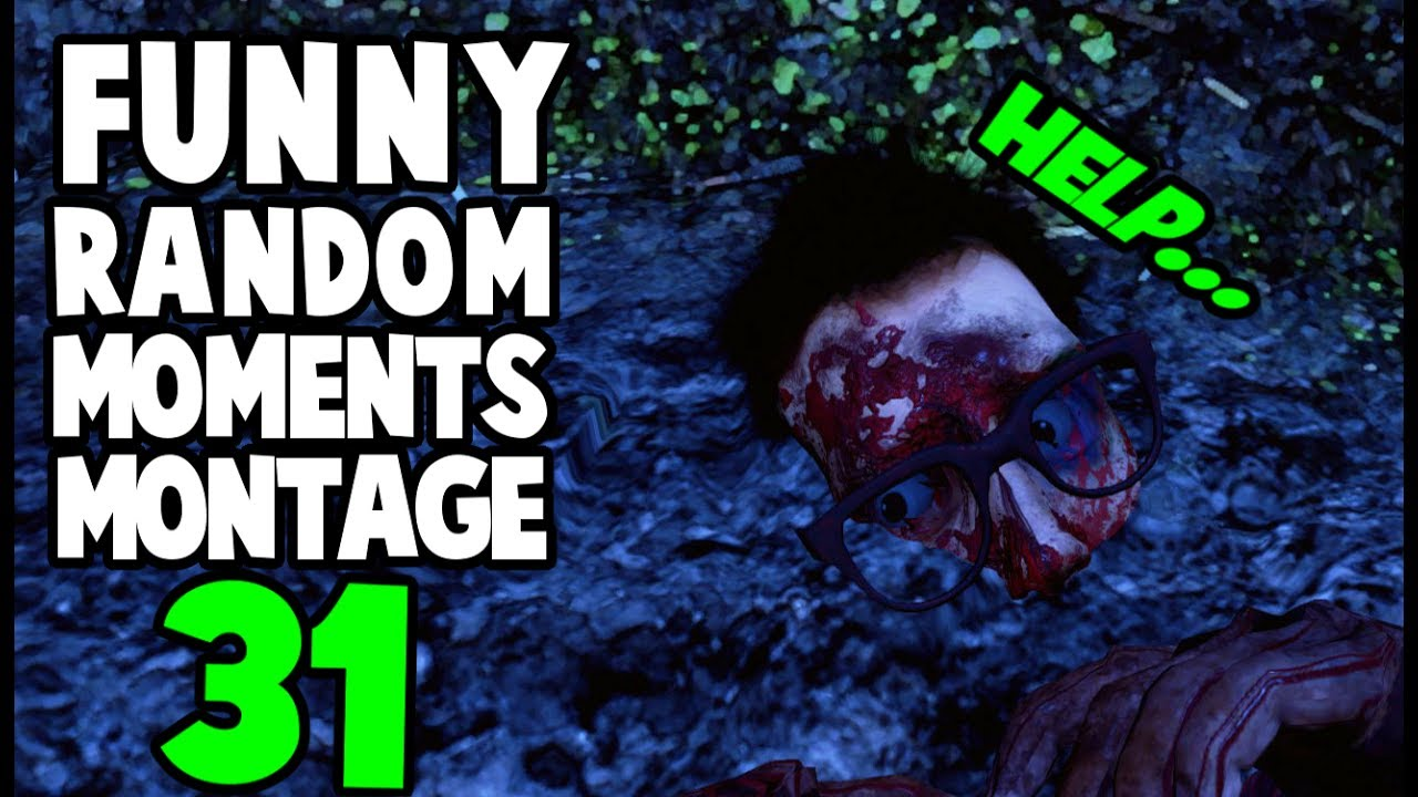 Dead By Daylight Funny Random Moments Montage