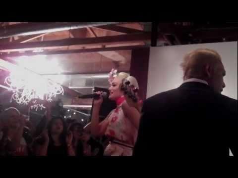 Gwen Stefani and No Doubt @ Royal/T - Japan Relief Benefit Event / June 07, 2011