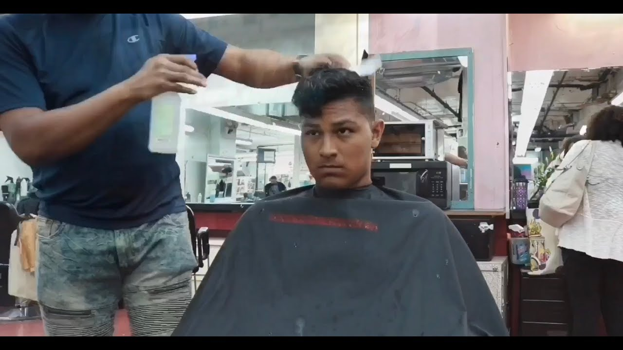 The Astor Place Barbershop Nyc Youtube