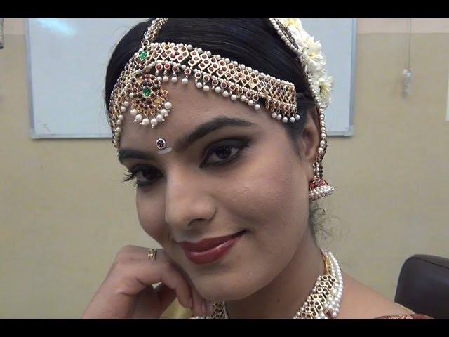 Indian Bridal Makeup - Tamil Bridal Makeup Travel Video