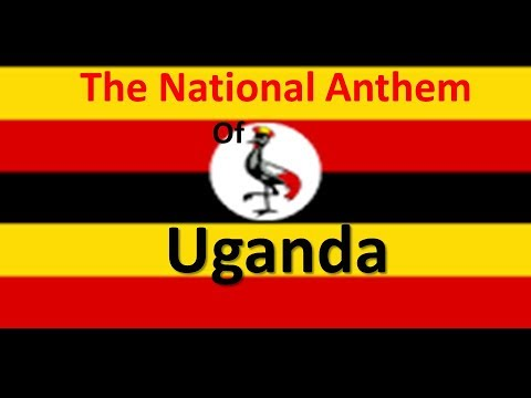 The National Anthem of Uganda Instrumental with lyrics