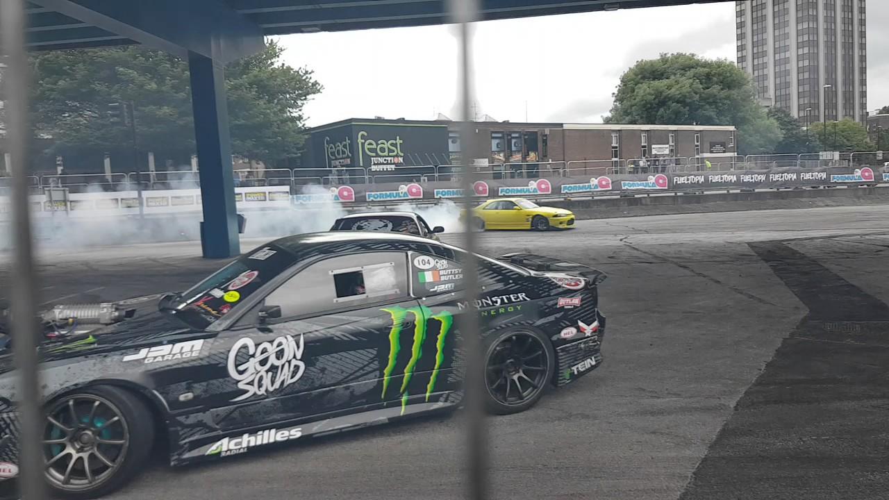 Coventry Motofest Drift Cars Youtube