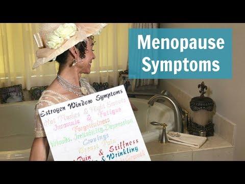 Symptoms of Menopause & The Estrogen Window of Opportunity  - 81