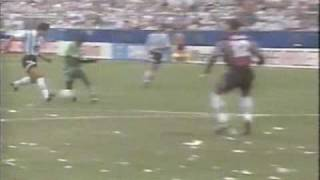 Nigeria vs Argentina 1994 World Cup