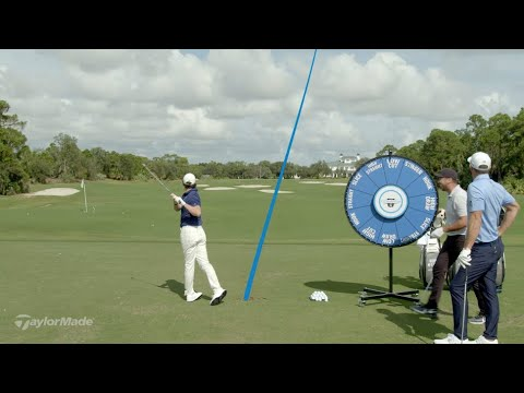 Rory, DJ, & JDay Blind Call the Shot Challenge | TaylorMade Golf