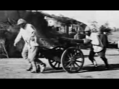 British documentary - The Ottoman empire in WW1 part 1