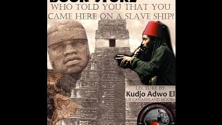 Canaanland Moors Who told you that you came to America on a slaveship