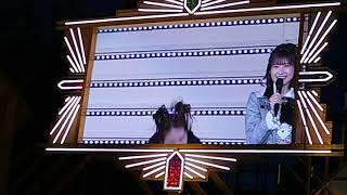 小嶋真子卒業セレモニー.