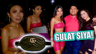 MY GUCCI BAG GIFT FOR MICHELLE DY (HAPPY BIRTHDAY BFF!!) | LC VLOGS #336