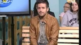 Pablo López en A tu bola TV - Parte 1