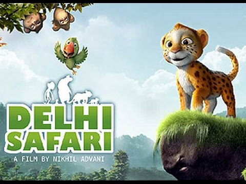 Hindi dubbed movies | Delhi Safari | Latest movies