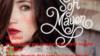 Sofi Mayen - Te Odio