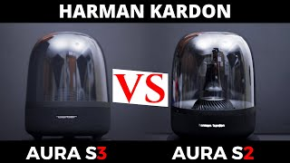 Harman Kardon Aura Studio 3 vs Aura Studio 2 - Sound Quality Comparison
