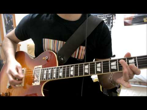 One Direction Live While We're Young Guitar Cover How to play TAB