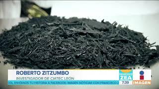 Este mexicano ya descubrió cómo reciclar las llantas tiradas a la basura | Noticias con Zea