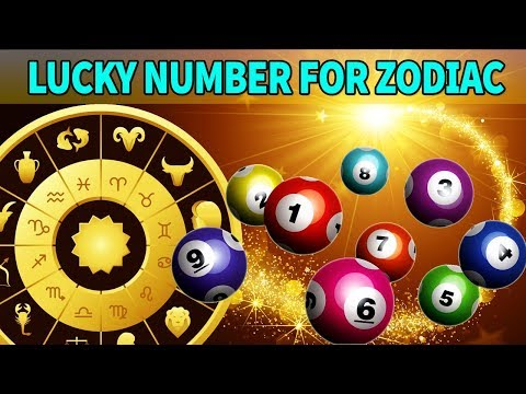 Lucky Numbers for 12 Zodiac Signs in 2019 - Know Everything
