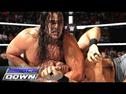 Cesaro vs. Bo Dallas: SmackDown, Sept. 24, 2015