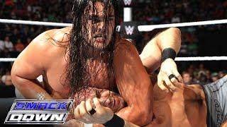 Cesaro vs. Bo Dallas: SmackDown, Sept. 24, 2015