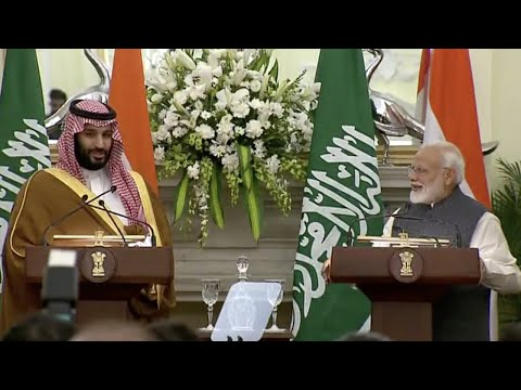 'Will cooperate on all fronts to combat terror': Saudi Crown Prince to Modi