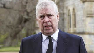 video: Prince Andrew speaks publicly for first time since stepping back from  royal duties