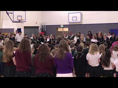 O For a Thousand Tongues to Sing -- The Oaks Classical Christian Academy Cantabile