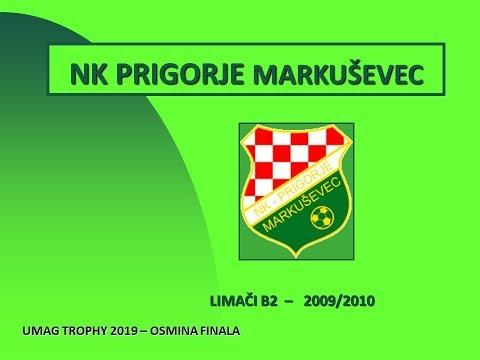 Umag trophy 2019 osmina finala NK Rudar Velenje 1 : 3 NK Prigorje Markuševec
