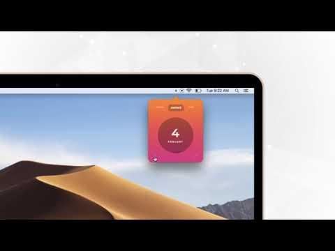 Day Night Mac OS - Kill procrastination in you