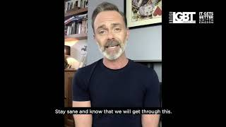 Daniel Brocklebank Reminds Us That This Is Temporary