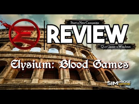 Elysium: Blood Games Review - Steam Gameplay