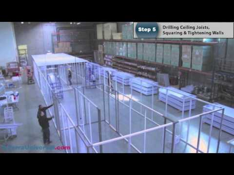 Cleanroom Assembly & Testing for Installation